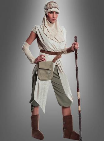STAR WARS Rey Super Deluxe Kostüm