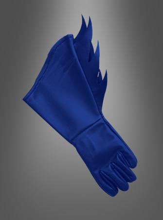 Child Batman Gauntlets blue