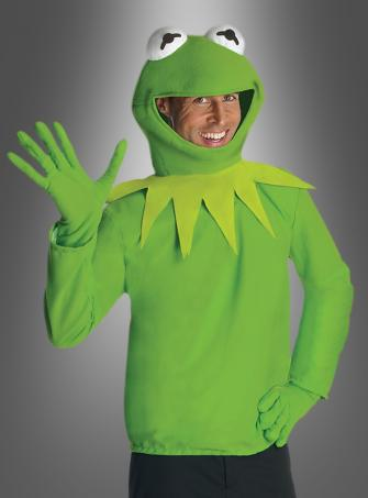 Kermit Muppets Froschkostüm