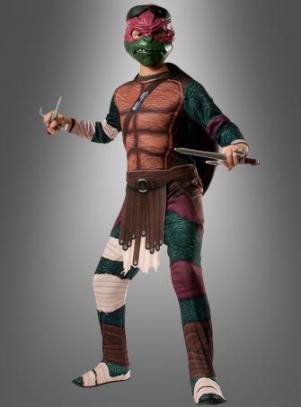Raphael Turtles Kostüm Herren