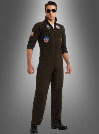 Top Gun Men Costume
