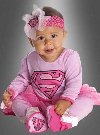 Babykostüm Supergirl