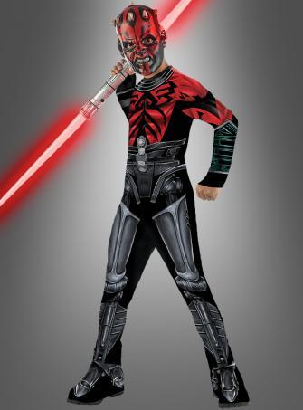 Darth Maul Cyborg für Kinder The Clone Wars