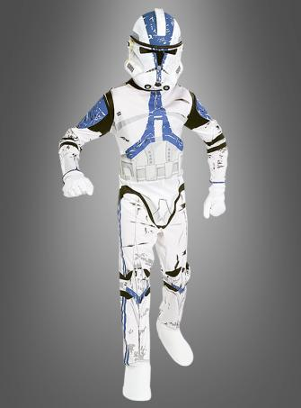 STAR WARS Child Clone Trooper costumes