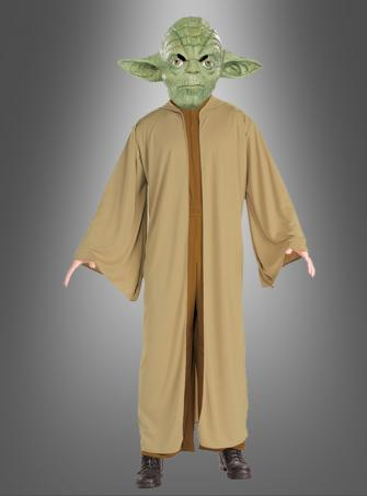Original STAR WARS Yoda Kinderkostüm