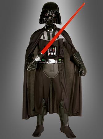 Darth Vader Deluxe Kinderkostüm