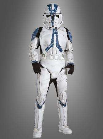 DELUXE STAR WARS Clone Trooper Kinderkostüm