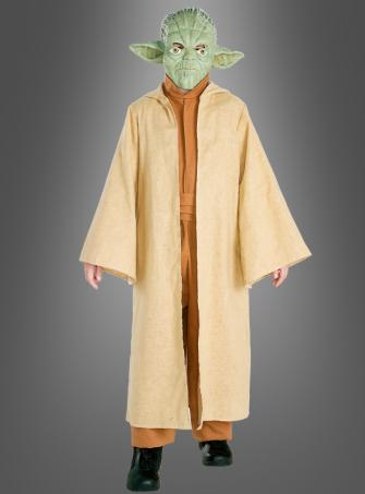 Original STAR WARS Deluxe Yoda Kinderkostüm
