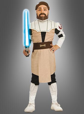 Obi Wan Kenobi Kinderkostüm Clone Wars