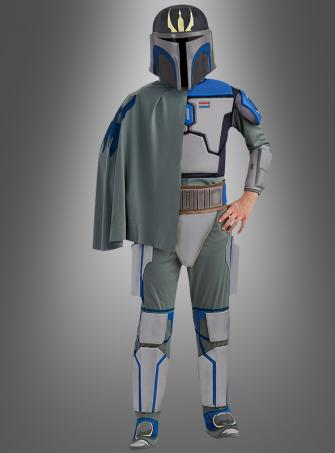 Pre Vizsla DELUXE  Star Wars The Clone Wars children costume
