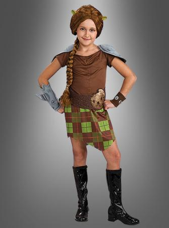 Fiona Warrior Costume Shrek 4