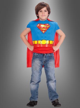 Superman muscle shirt for children