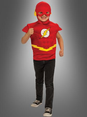 Flash Muskelshirt für Kinder