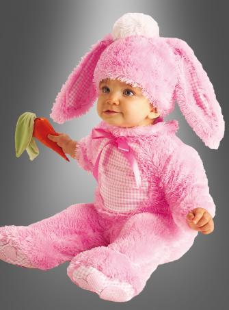 Pink Wabbit Bunny baby girl No
