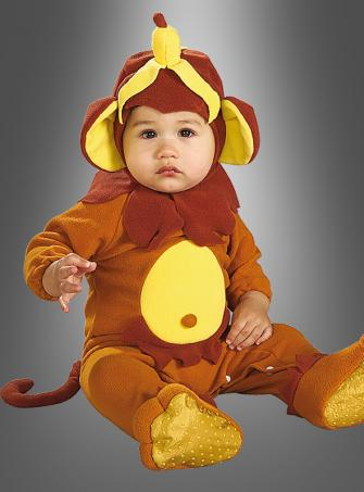 Baby Monkey see, Monkey do costume