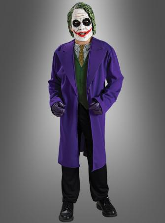 Joker Kostüm aus Batman The Dark Knight TEEN