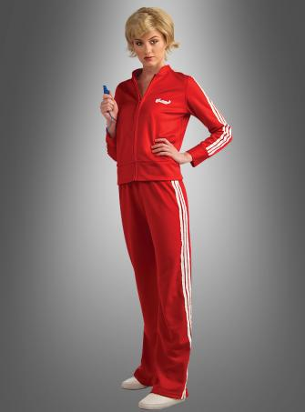 Sue Track Suit Teen Costume Glee