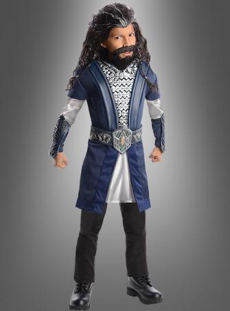 Thorin Kinderkostüm aus Der Hobbit