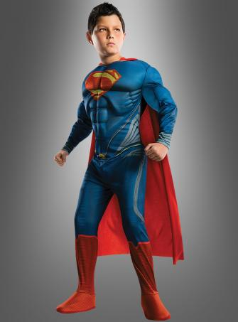 Man of Steel Children Costume