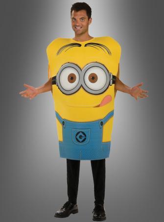 Minions Costume Dave