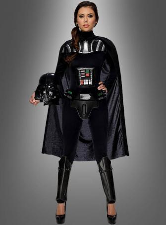 Darth Vader Overall Damen