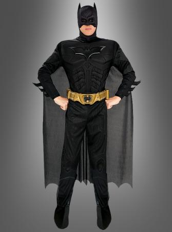 Batman Dark Knight Deluxe Muscle costume