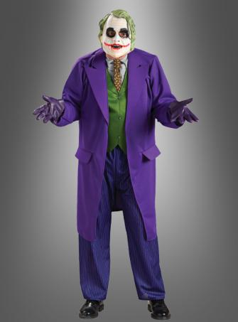 XXL Joker Kostüm Batman Dark Knight