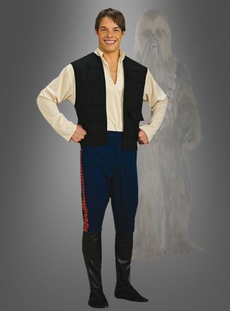Dlx. Han Solo Star Wars Costume