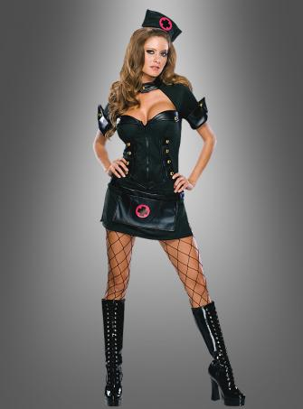 Sexy düstere Krankenschwester Notaufnahme