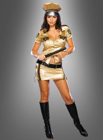 Sexy Deputy Johnson Reno 911 Kostüm