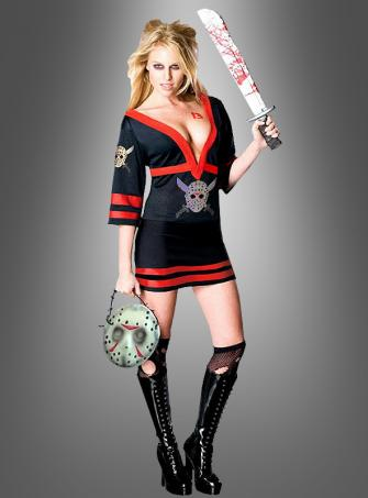 Miss Voorhees Jason Costume