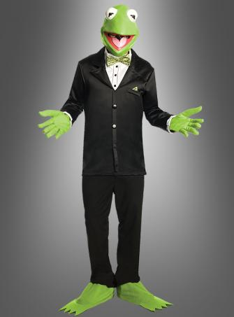 Kermit the Frog Muppets Costume