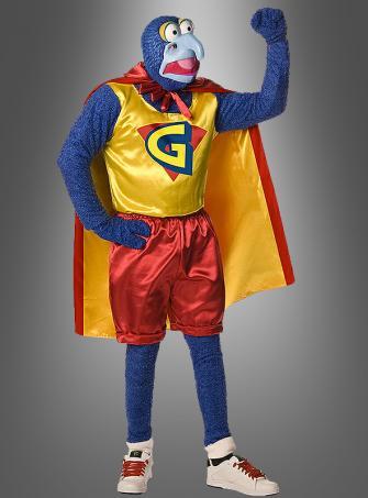 Gonzo der Große Muppets Kostüm