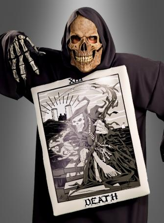 Tarotkarte Der Tod Kostüm