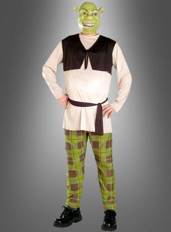 Ogre Shrek Costume