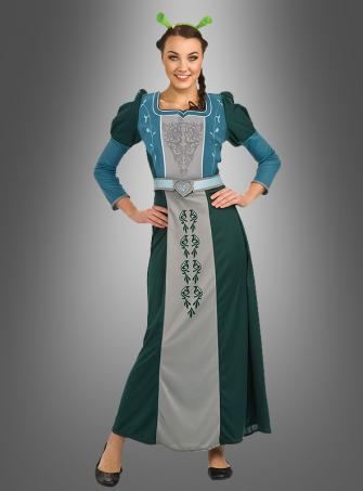 Princess Fiona Costume Shrek
