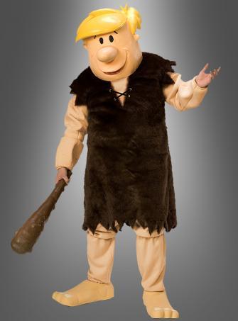 Barney Rubble Mascot Costume