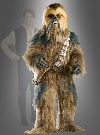 STAR WARS Chewbacca Boxed Costume