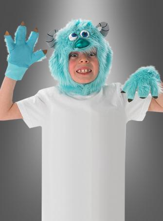 Monster Sully Kostümset