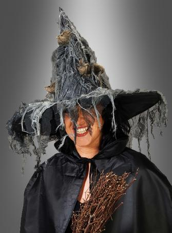 Deluxe Witch Hat with mice