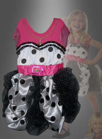 Hannah Montana Puff Ball Dress