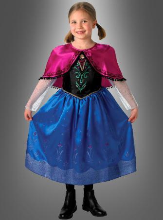 Anna Deluxe Costume Frozen