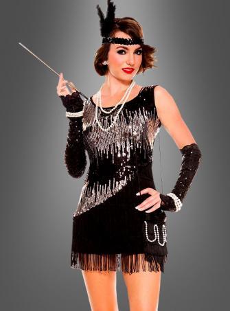 20s Fringe Dress