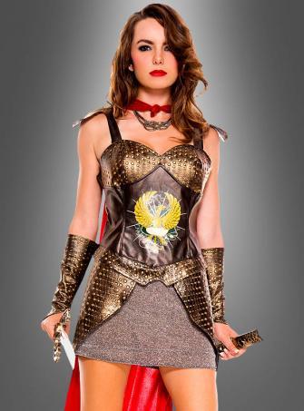 Sexy Kriegerin Octavia
