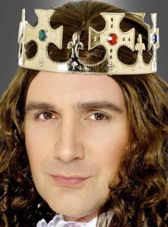 Goldene Krone für König