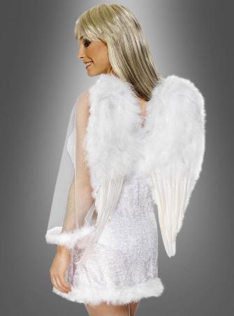 Angel Wings White for Children and Adults