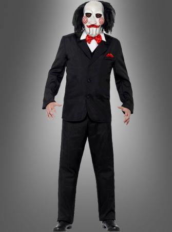 Saw Jigsaw Puppet Halloween Costume