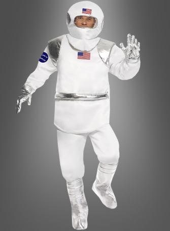 Raumfahrer Kostüm