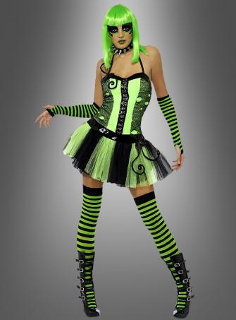 Wild Punk Ivy Pixie