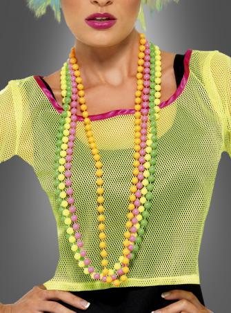 Neon Perlenketten